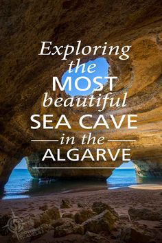 Pinterest Benagil sea cave