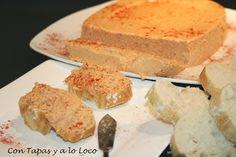 Con Tapas y a lo Loco: Paté de chorizo  (Tmx)