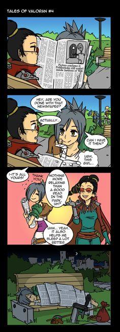 Tales of Valoran #4