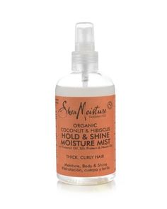 Amazon.com : Shea Moisture Coconut Hibiscus Hold & Shine Daily Moisture Mist-8 oz : Hair Sprays : Beauty