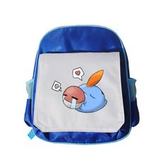 pokemon gulpin shiny and voltorb bagpack - pokemon kid's schoolbag