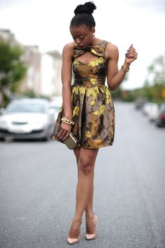 Feisty Fashion Feature :: Stella of Jadore-Fashion