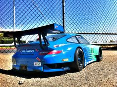 HPI RACING 2012 Falken Tire Porsche 911 GT3 RSR