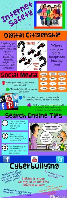 A New Great Digital Citizenship Poster for Your Class
