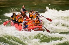 The Lower Salmon River is the perfect Idaho vacation itinerary for kid-friendly and family rafting!
