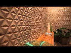 Cerâmica Portinari - Coleção Freedom HD: volumes e texturas são a tendência da vez