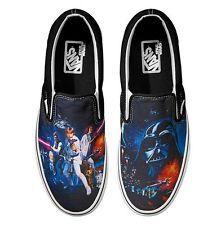 New VANS Star Wars  New Hope Skate Slip On Shoe Mens/Womens multi