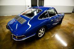 ossi blue 1968 porsche 912