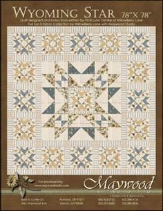 love star quilts-free pattern
