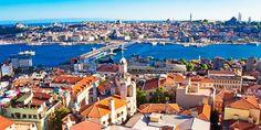 REISEKALENDER 2015: Juni: Istanbul, Stadt der Überraschungen!