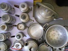aluminium pannen jaren vijftig - Google zoeken
