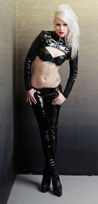 Lip Service   Clothing & Accessories, cyberpunk clothing, goth, latex, punk girl, cybergoth