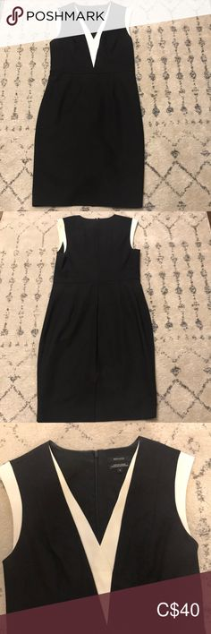 Shop Women's RW and Co. Black size 12 Dresses at a discounted price at Poshmark. Description: Black dress with white detailing. Worn once. Plus Fashion, Fashion Tips, Fashion Trends, Dress Black, Gym Shorts Womens, Short Dresses, Size 12, Best Deals, Closet