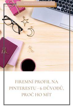 Firemní profil na Pinterestu - 6 důvodů, proč ho mít - Na blogu záleží