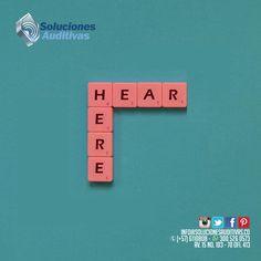 ¿Problemas de Audición? Ven a Soluciones Auditivas, te podemos ayudar! Tel: 6110808  Whatsapp: 300 5260573