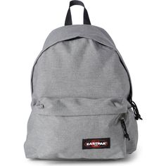 Eastpak Padded Pak'r glossy backpack (€37) ❤ liked on Polyvore featuring men's fashion, men's bags, men's backpacks, backpacks, bags and eastpak