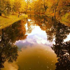 Incredible photo of the autumn in Riga    Riga Riga Riga  Latvia   www.riga.com/live