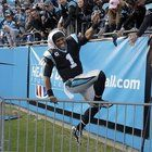 """Carolina Panthers' star Cam Newton, the last Auburn quarterback to beat Alabama in the Iron Bowl, opened his post-game press conference Sunday by referencing the Tigers' 34-28 win in the Mother of all Iron Bowls. """"War Eagle, War Eagle,"""" Newton said. """"War dang Eagle."""""""
