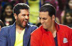 #HumNaTode starring #AkshayKumar and #PrabhuDeva - http://latestsdaily.com/hum-na-tode-boss-akshay-kumar-ft-prabhu-deva-song-hd-video-and-lyrics/  The song is sung by Vishal Dadlani while the wonderful lyrics of the song are penned down by Kumaar and music director is P.A. Deepak.  #Boss #Bollywood