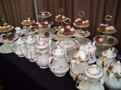 """Photo 1 of 8: My fair lady vintage tea party / Birthday """"Leigh-Anne's 30th Birthday""""   Catch My Party"""