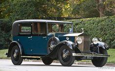1931 Rolls-Royce 20-25 Sedanca deVille by Park Ward