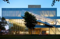 The Pierre Lassonde Pavilion by OMA Opens its Doors Today on the Grande Allée