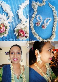 Floral Jewellery By FNP Tahiliani December Is The Month Of Celebrations Worldwide However It Was Flower JewelryFresh