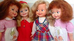 Reunião das bonecas Gui Gui