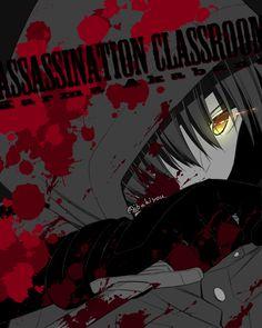 Ansatsu Kyoushitsu / Assassination Classroom - Akabane Karma by ゆう on pixiv (id 52295609)