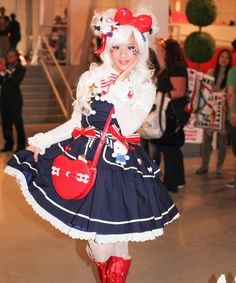 The Most Insanely Awesome Outfits From Hello Kitty Con