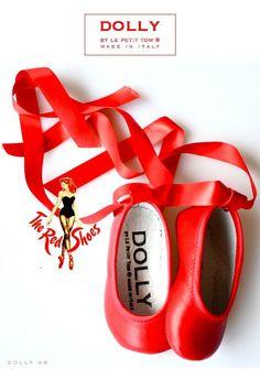 babyschoentjes, baby ballerina's, the red shoes, dolly le petit tom Baby Ballet Shoes, Baby Ballerina, Ballerina Shoes, Baby Girl Shoes, Girls Shoes, Ballet Flats, Little Girl Fashion, My Little Girl, Kids Fashion