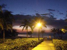 RIU Montego Bay Jamaica...Sigh...a nice stroll along the beach as the sun goes down...can we go back please? Best vacation ever...