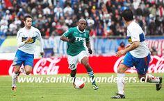 Tressor Moreno se encuentra de regreso al Santiago Wanderers de Chile