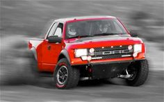 Ford Raptor Dakar Press Release