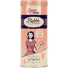 Mr Bubble Bubble the Day Away Powdered Bubble Bath Sparkling Sorbet