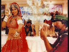 Queen Madhuri stunned them all.