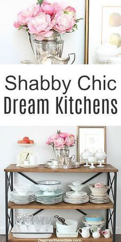 Shabby Chic home decor examples number 3936079544 to get for one wonderfully smashing, cozy decor. Kindly jump to the diy shabby chic decor bedroom webpage immediately for extra ideas. Shabby Chic Kitchen Decor, Shabby Chic Interiors, Shabby Chic Farmhouse, Shabby Chic Homes, Shabby Chic Furniture, Farmhouse Style, Farmhouse Ideas, Farmhouse Design, Farmhouse Decor