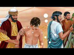 Joseph's brothers resent Joseph's dreams and the fact that he is loved so much by their father Jacob. Will they go so far as to kill Joseph? Coat Of Many Colors, Bible Illustrations, Picture Story, Fathers Love, The Brethren, Jehovah's Witnesses, Bible Stories, Christen, Sisters