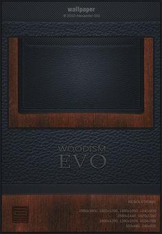 Woodism Evo by Alexander-GG.deviantart.com on @DeviantArt