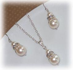 Wedding Day Jewelry Set