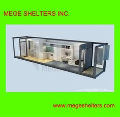 China Shipping Container House for Dormitory..