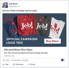 Political Ads, Campaign Logo, Politics, Tees, Stuff To Buy, T Shirts, Teas, Shirts