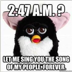 Furbies were the most terrifying toys ever invented