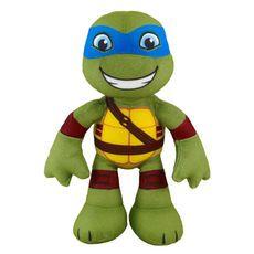 Teenage Mutant Ninja Turtles Pre Cool Basic Plush - Leonardo