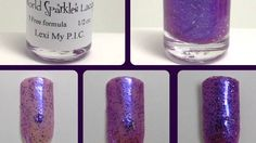 My World Sparkles Lacquers Launch You can find these polishes at www.myworldsparkles.com/lacquers.html or on www.etsy.com/shop/myworldsparklesstore they are $8.00 each