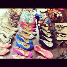 #TuesdayShoesday @whowhatwear HQ