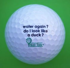 Very funny, ever feel like the golf ball? #golfchat #golfcourse #golftips #Golfers #golftips