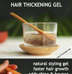 Ground Flax Seed Recipe, Homemade Hair Gel, Face Beauty, Diy Beauty, Beauty Skin, Beauty Hacks, Natural Hair Gel, Deep Conditioning Hair Mask, Flaxseed Gel