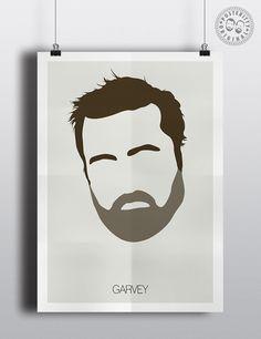 #minimalist #poster #posteritty #art #original #hair #music #guygarvey