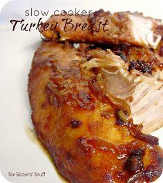 Slower Cooker Turkey Breast
